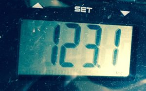 Diário de Bordo – 173 P.O. – 123kg (-46!)