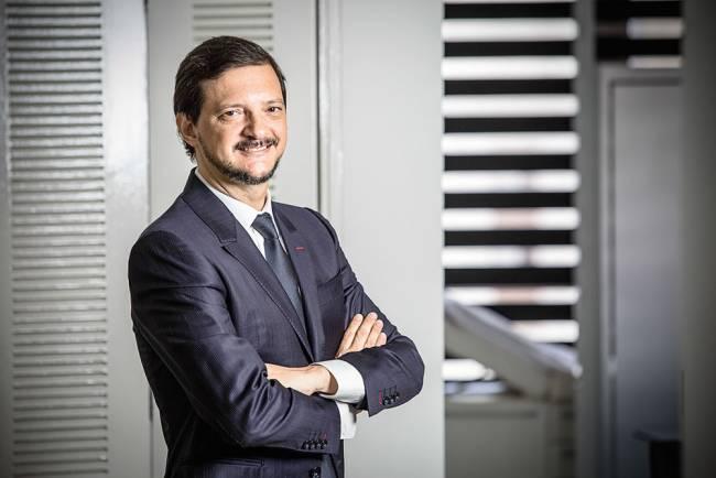 Galvão Neto, um dos criadores da técnica: profissional renomado no exterior (Foto: Leo Martins)